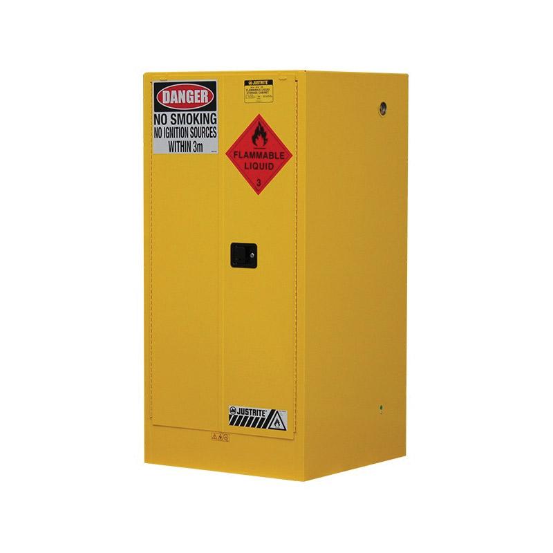Justrite Flammable Liquid Storage Cabinet 350L