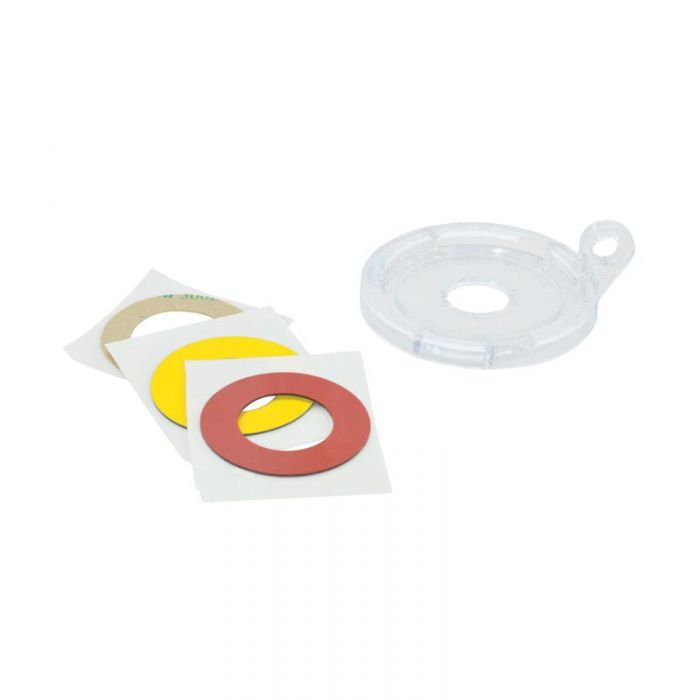 130822 Twist And Secure Push Button And E-Stop Safety Covers