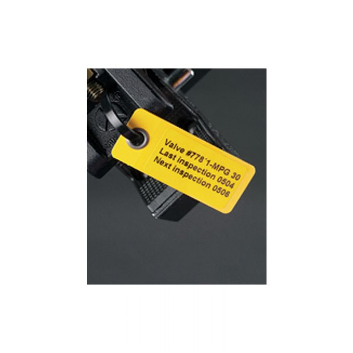 BMP71 B-7645 Laminat Tags - Cable Markers