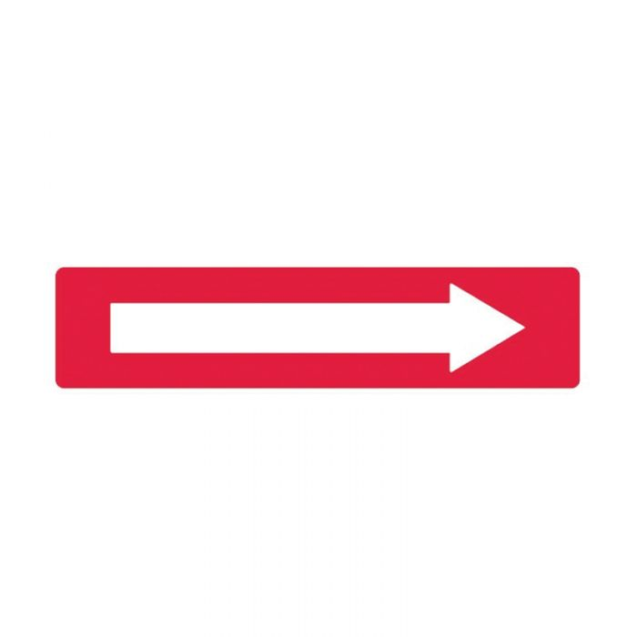 833461 Directional Sign - Arrow Right Red