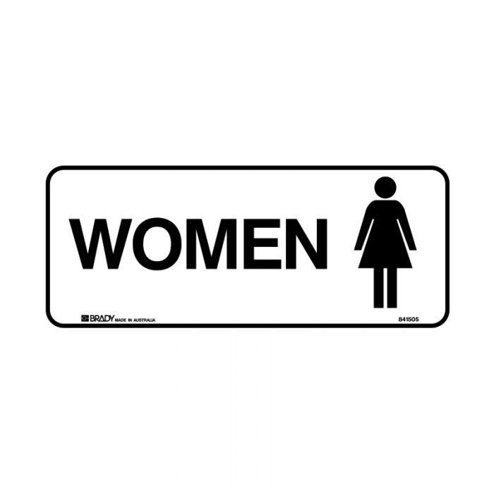 836639 Door Sign - Women