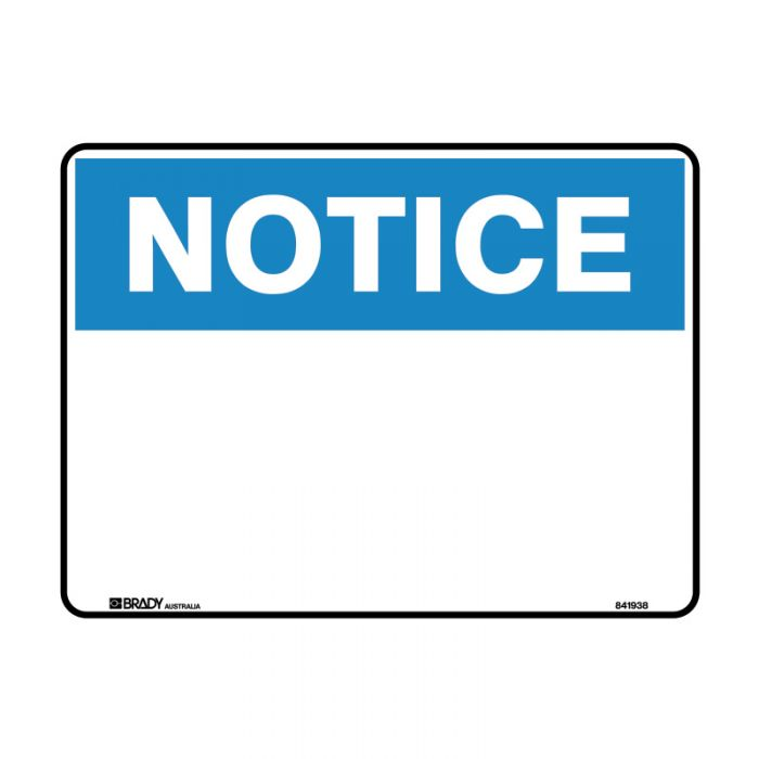 841938-Blank-Safety-Sign---Notice