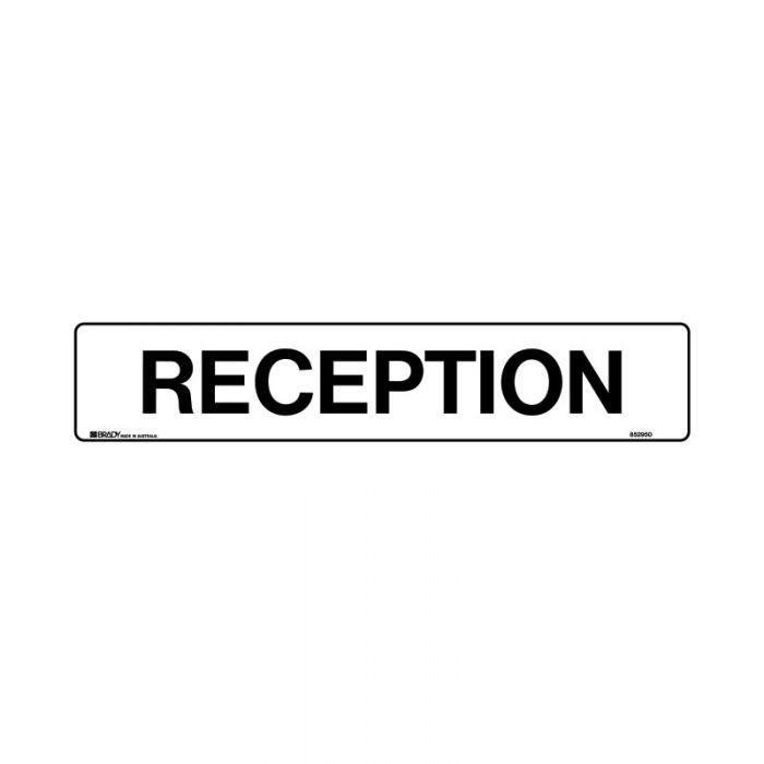 852949 Hospital-Nursing Home Sign - Reception