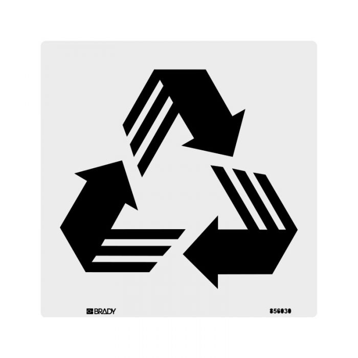856029 Recycling-Environment Sign - Recycling Graphic