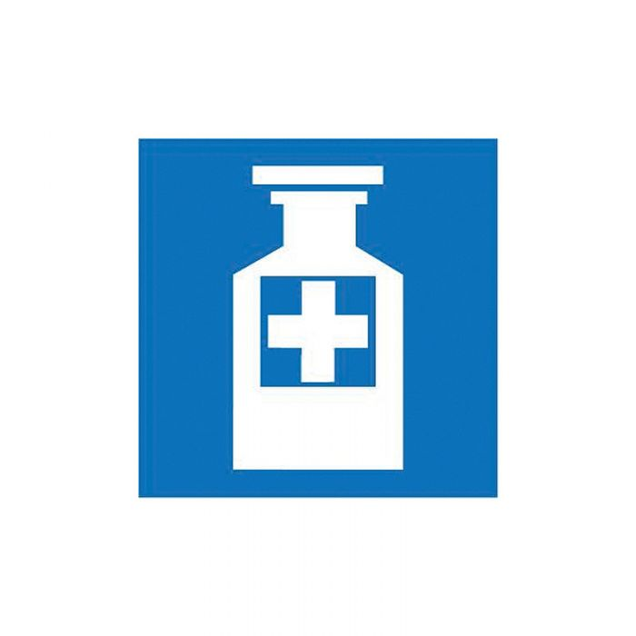 859158 Hospital-Nursing Home Sign - Pharmacy Symbol