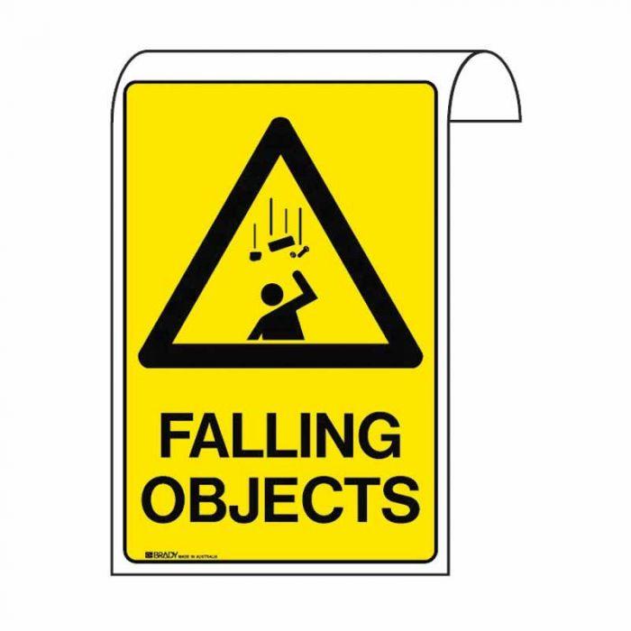 861127 Scaffolding Sign - Falling Objects