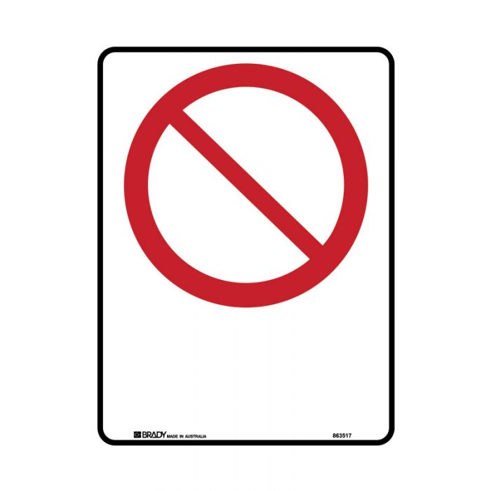 863515-Blank-Safety-Sign---Prohibition