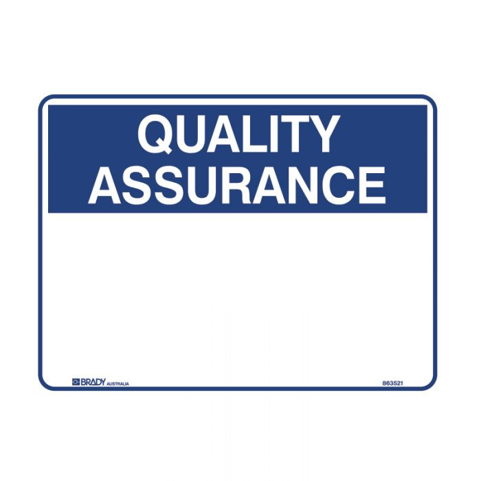 863518-Blank-Safety-Sign---Quality-Assurance