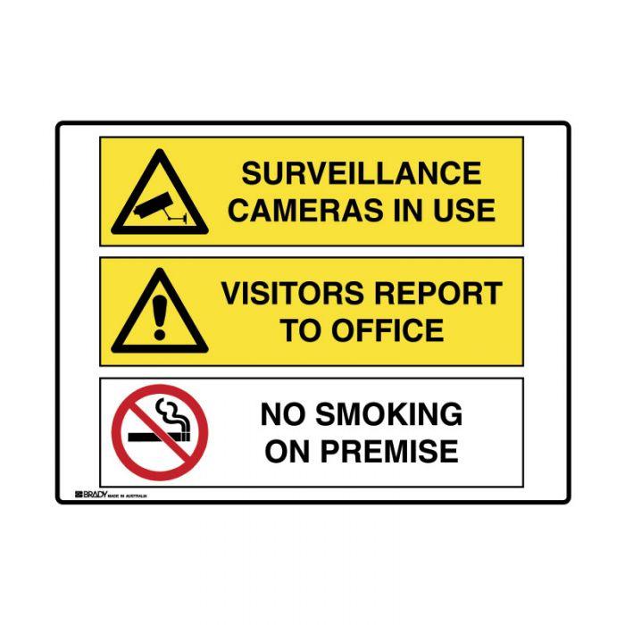 871530 Multiple Message Sign - Surveillance