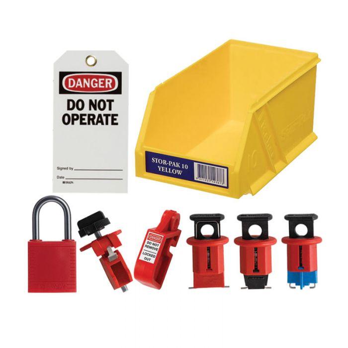 Circuit Breaker & Fuse Lockout Kit