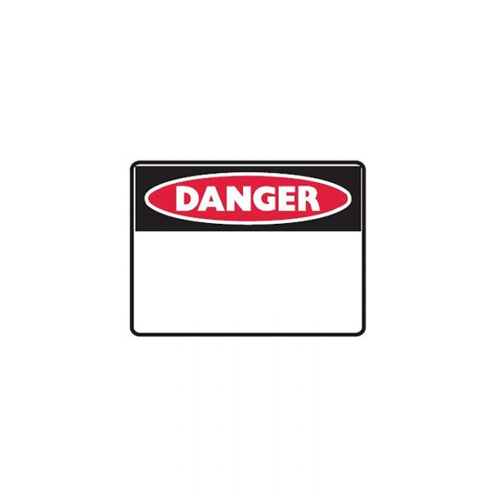 PF841950-Blank-Safety-Sign---Danger