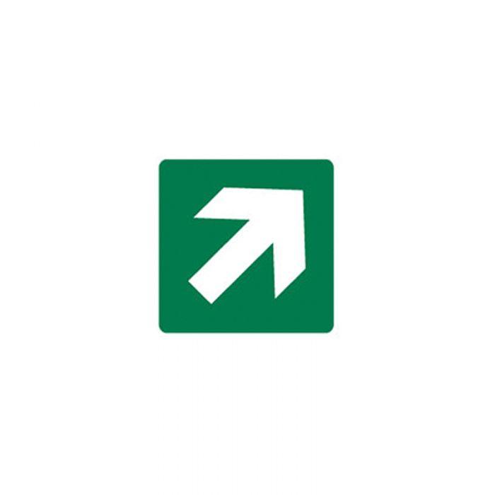 PF847229 Directional Sign - Diagonal Arrow Symbol