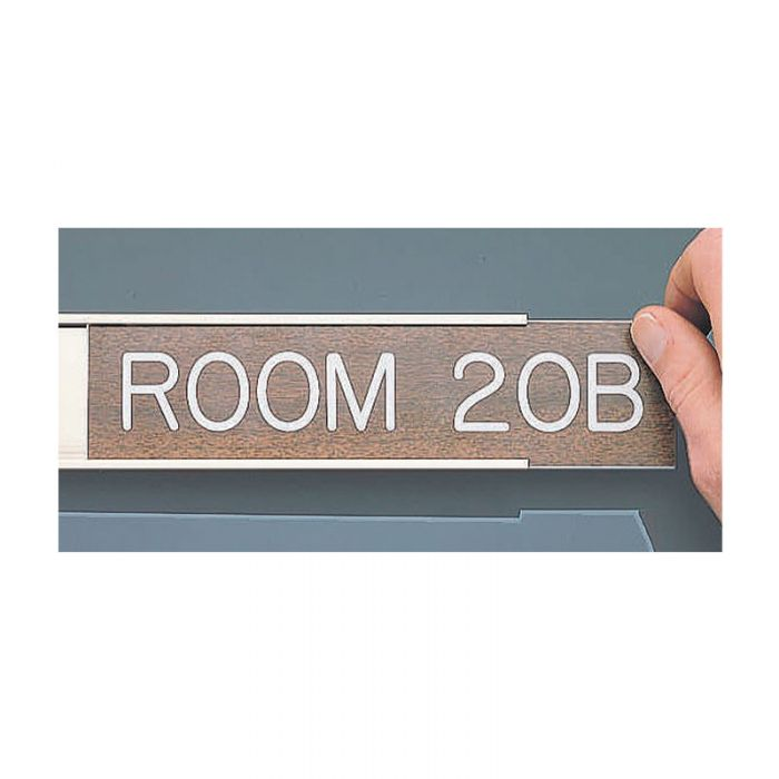 PF851617 Engraved Sign Holders