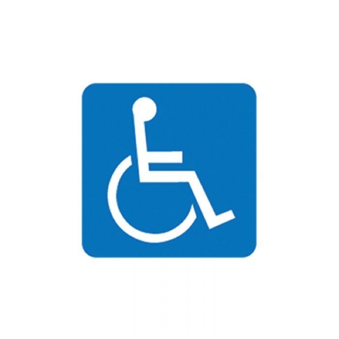 PF855620 Hospital-Nursing Home Sign - Disabled Symbol