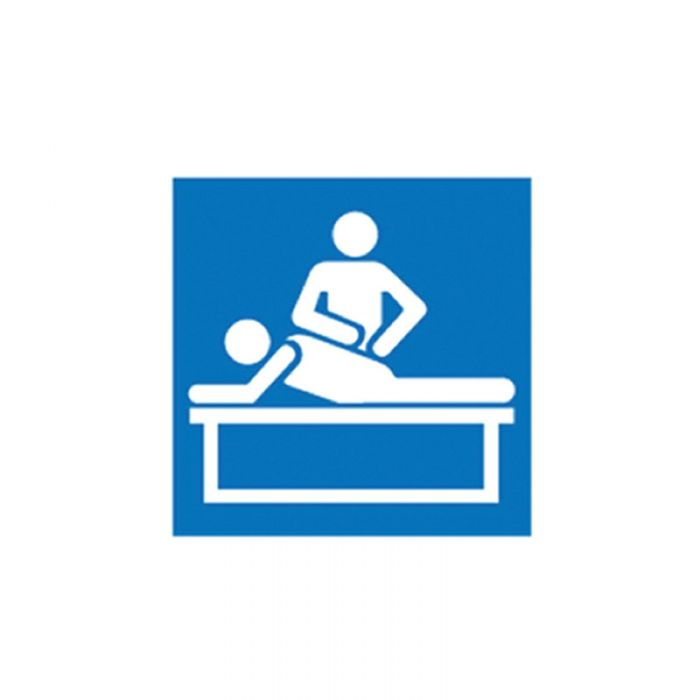 PF859160 Hospital-Nursing Home Sign - Physiotherapy Symbol