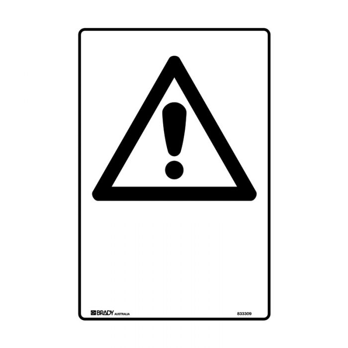PF863509-Blank-Safety-Sign---Warning