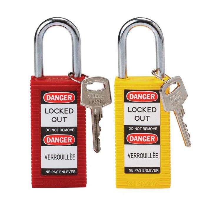 PF875475 Safety Padlocks - Long Body