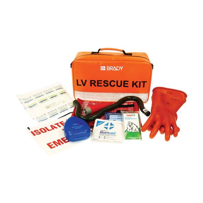 Brady Low Voltage Rescue Kit