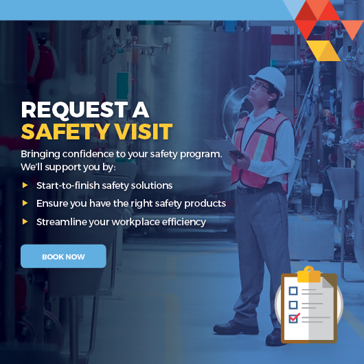 Request a Safety Visit