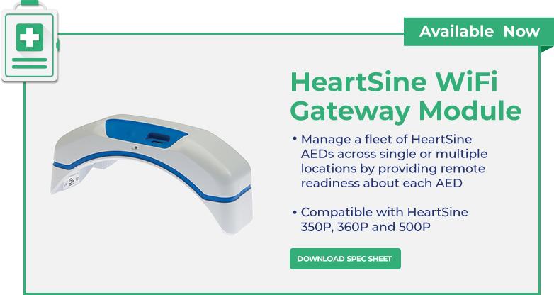 HeartSine Wifi Gateway Module