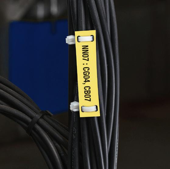 B-7643 Heatex Cable Marker